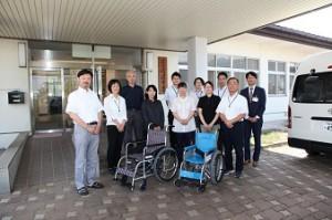 車椅子④(信濃学園)