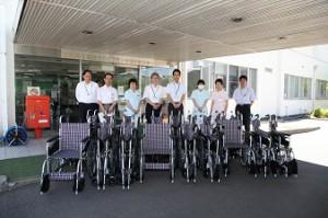 車椅子②(リハセンター)