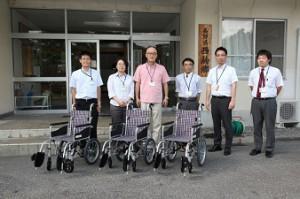 車椅子③(西駒郷)