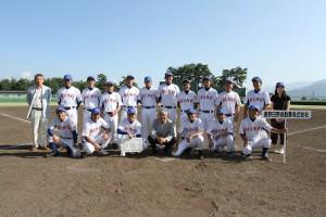HP-野球大会①